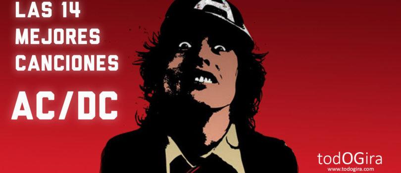 Las 15 Las 14 mejores canciones de AC/DC