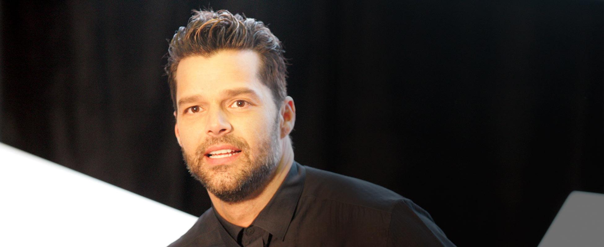 Ricky Martin vuelve a Valencia