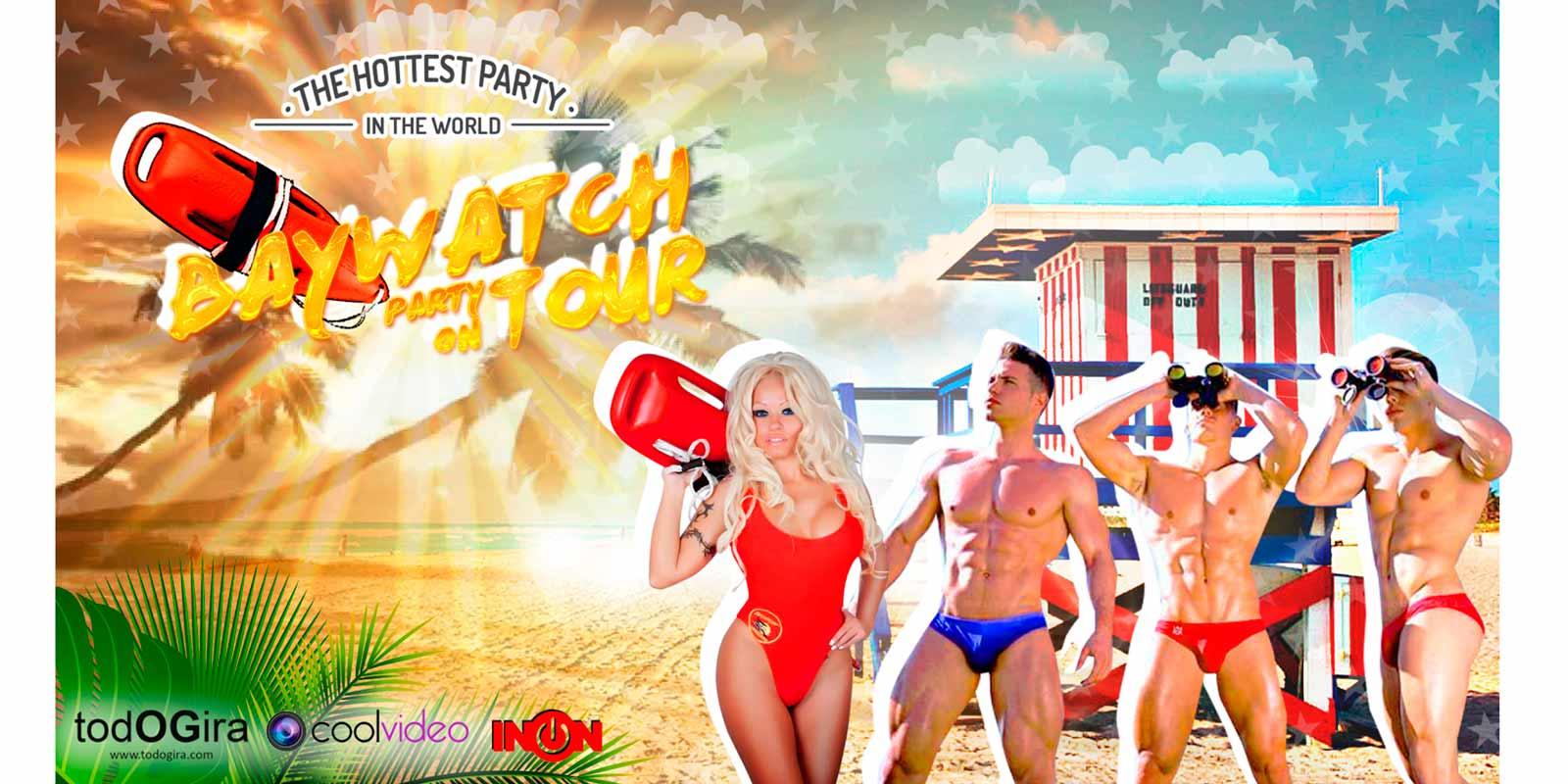 Baywatch Party Valencia