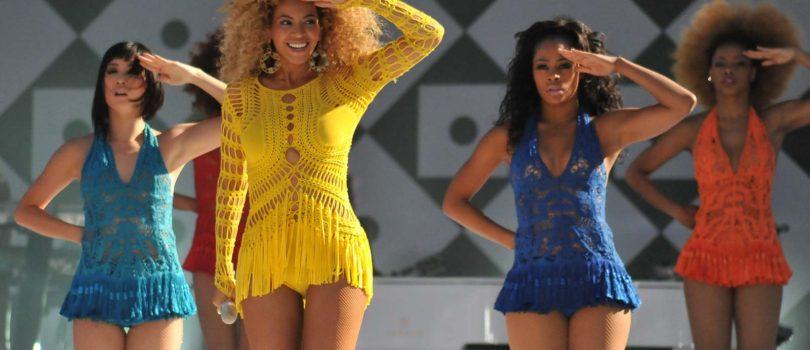 10 grandes éxitos de Beyoncé