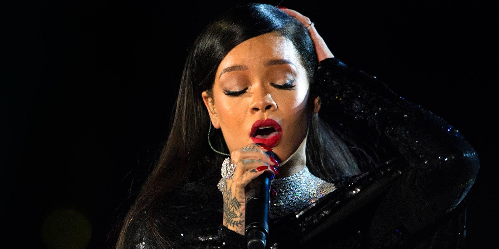 10 grandes éxitos de Rihanna