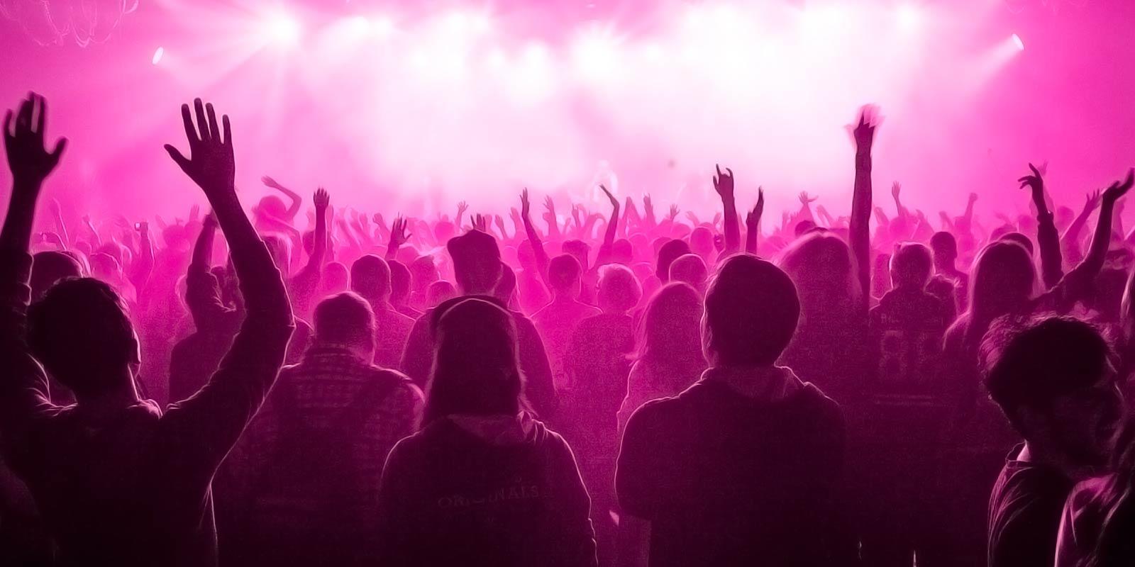 Cómo promocionar un festival de música